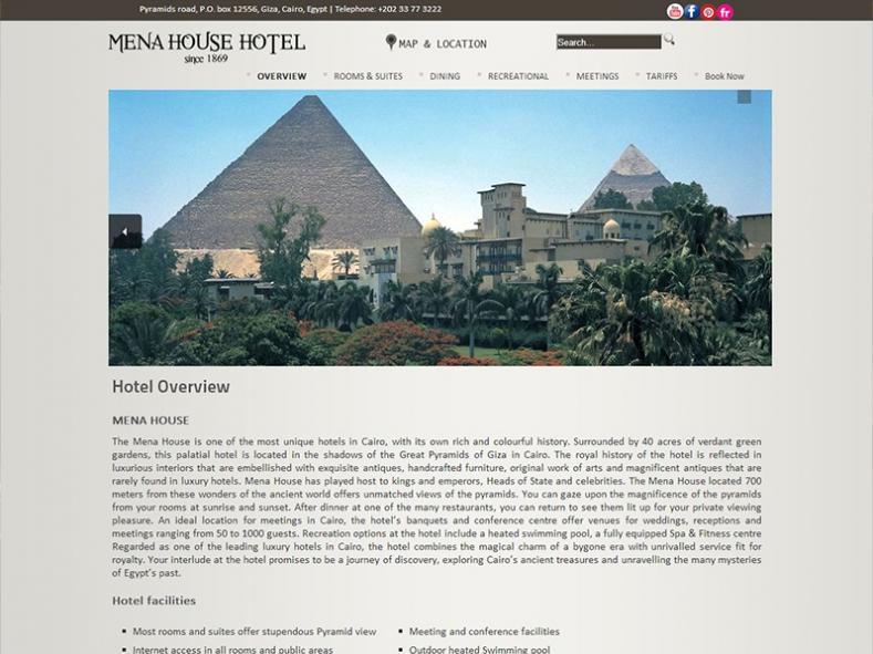 Mena House Hotel
