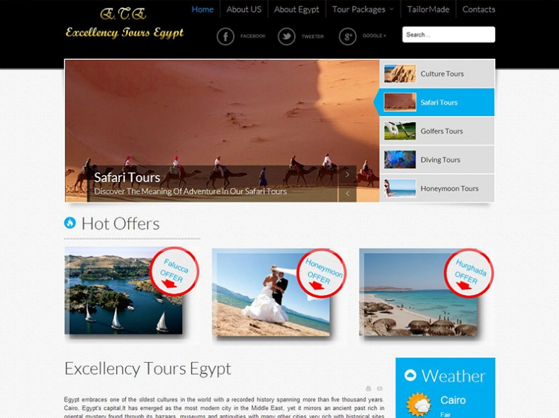 Excellancy Tours Egypt