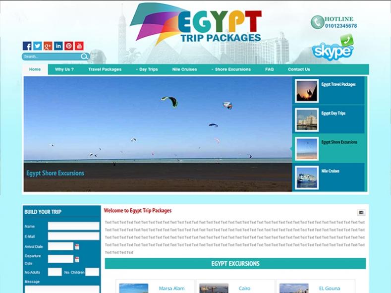 Egypt Trip Pakges