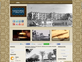Historic Hotels of Egypt
